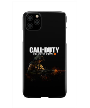 Call of Duty Black Ops for Simple iPhone 11 Pro Max Case