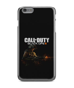 Call of Duty Black Ops for Simple iPhone 6 Plus Case