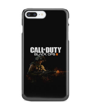 Call of Duty Black Ops for Simple iPhone 8 Plus Case Cover