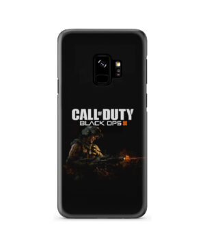 Call of Duty Black Ops for Simple Samsung Galaxy S9 Case