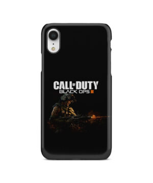 Call of Duty Black Ops for Stylish iPhone XR Case