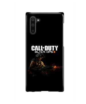 Call of Duty Black Ops for Trendy Samsung Galaxy Note 10 Case Cover