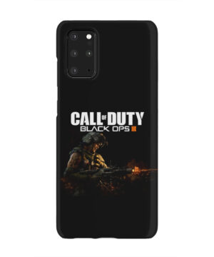Call of Duty Black Ops for Unique Samsung Galaxy S20 Plus Case Cover
