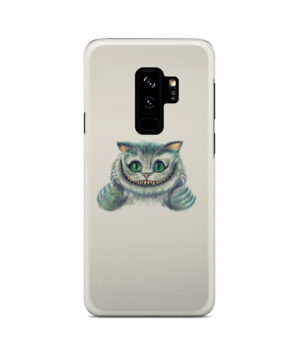 Cheshire Cat Alice in Wonderland for Cool Samsung Galaxy S9 Plus Case