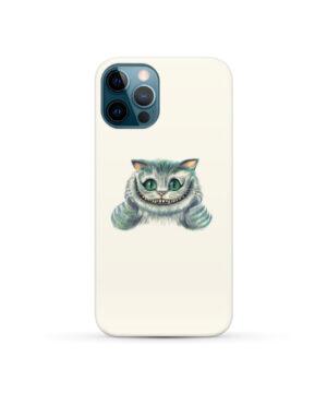 Cheshire Cat Alice in Wonderland for Custom iPhone 12 Pro Case