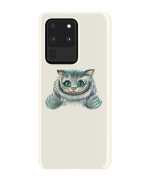 Cheshire Cat Alice in Wonderland for Customized Samsung Galaxy S20 Ultra Case Cover