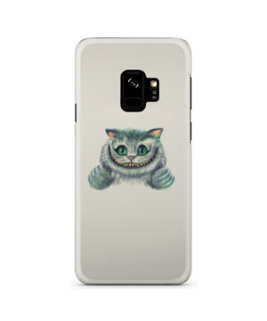 Cheshire Cat Alice in Wonderland for Customized Samsung Galaxy S9 Case