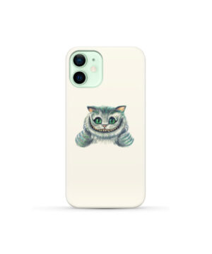 Cheshire Cat Alice in Wonderland for Newest iPhone 12 Mini Case Cover