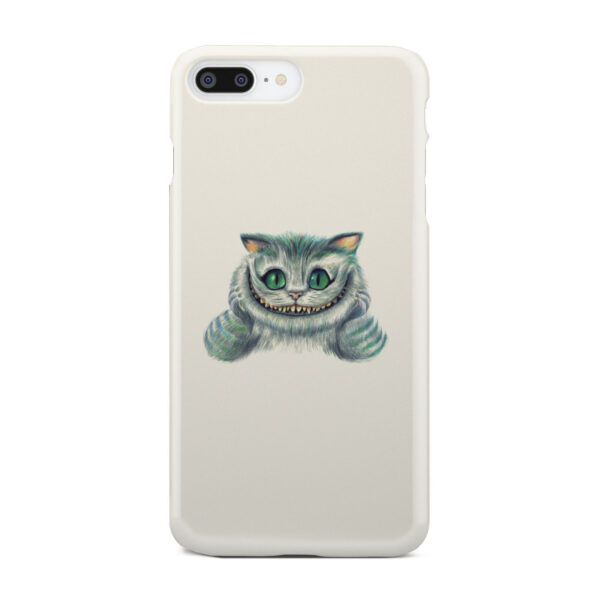 Cheshire Cat Alice in Wonderland for Newest iPhone 7 Plus Case Cover
