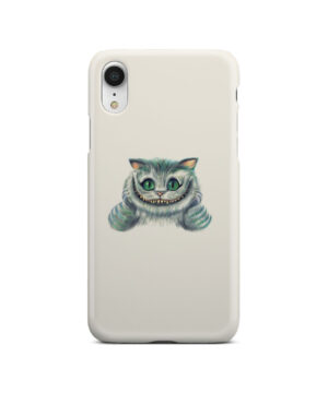 Cheshire Cat Alice in Wonderland for Nice iPhone XR Case