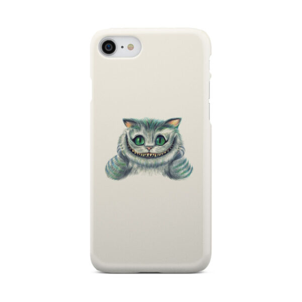 Cheshire Cat Alice in Wonderland for Personalised iPhone 7 Case
