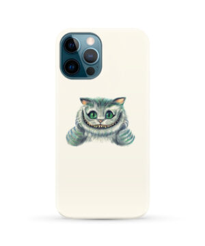 Cheshire Cat Alice in Wonderland for Simple iPhone 12 Pro Max Case