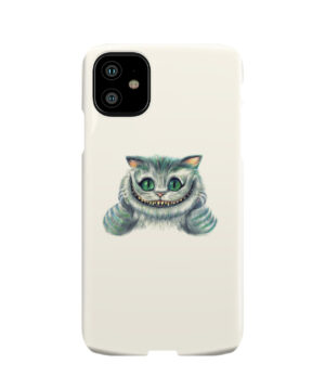 Cheshire Cat Alice in Wonderland for Stylish iPhone 11 Case