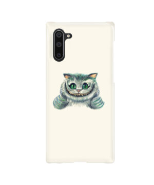 Cheshire Cat Alice in Wonderland for Stylish Samsung Galaxy Note 10 Case