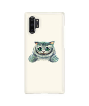 Cheshire Cat Alice in Wonderland for Trendy Samsung Galaxy Note 10 Plus Case
