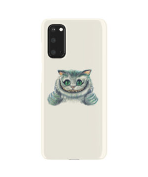 Cheshire Cat Alice in Wonderland for Trendy Samsung Galaxy S20 Case Cover