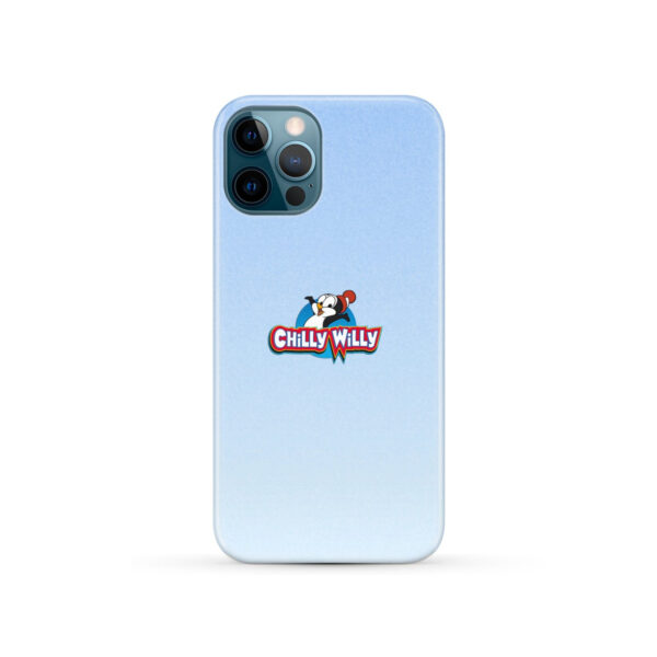 Chilly Willy for Simple iPhone 12 Pro Case Cover