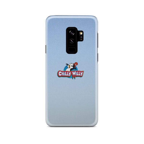 Chilly Willy for Unique Samsung Galaxy S9 Plus Case