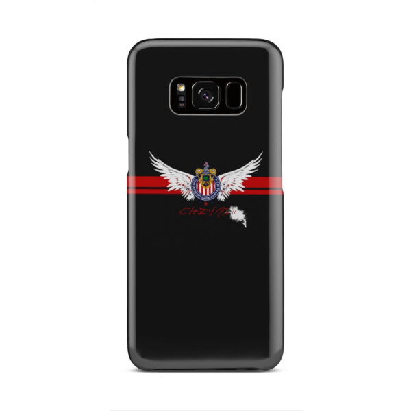 Chivas De Guadalajara for Cute Samsung Galaxy S8 Case Cover