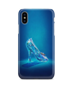 Cinderella Glass Slipper for Cool iPhone X / XS Case