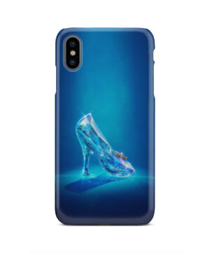Cinderella Glass Slipper for Personalised iPhone XS Max Case Cover