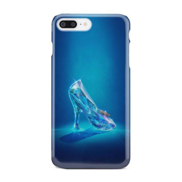 Cinderella Glass Slipper for Premium iPhone 8 Plus Case