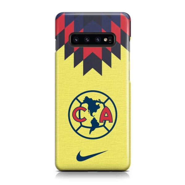Club America Aguilas Logo for Amazing Samsung Galaxy S10 Case
