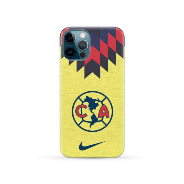 Club America Aguilas Logo for Best iPhone 12 Pro Case
