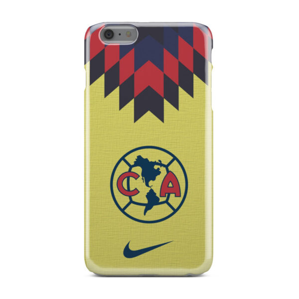 Club America Aguilas Logo for Nice iPhone 6 Plus Case Cover