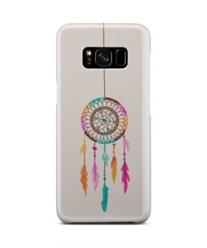 Colorful Dream Catcher Drawing for Beautiful Samsung Galaxy S8 Case