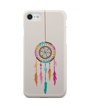 Colorful Dream Catcher Drawing for Best iPhone 8 Case