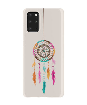 Colorful Dream Catcher Drawing for Custom Samsung Galaxy S20 Plus Case