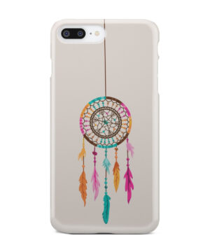 Colorful Dream Catcher Drawing for Customized iPhone 7 Plus Case