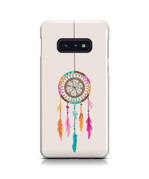 Colorful Dream Catcher Drawing for Premium Samsung Galaxy S10e Case