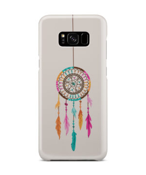 Colorful Dream Catcher Drawing for Premium Samsung Galaxy S8 Plus Case