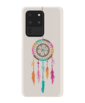 Colorful Dream Catcher Drawing for Stylish Samsung Galaxy S20 Ultra Case Cover