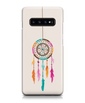 Colorful Dream Catcher Drawing for Trendy Samsung Galaxy S10 Case