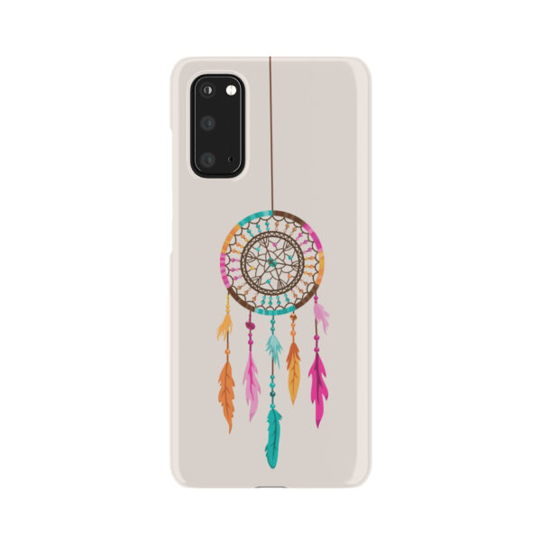 Colorful Dream Catcher Drawing for Trendy Samsung Galaxy S20 Case