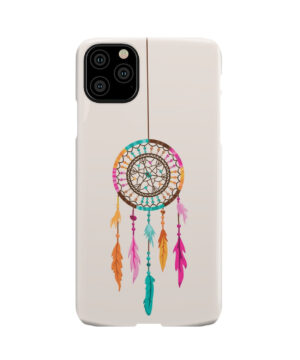 Colorful Dream Catcher Drawing for Unique iPhone 11 Pro Max Case Cover
