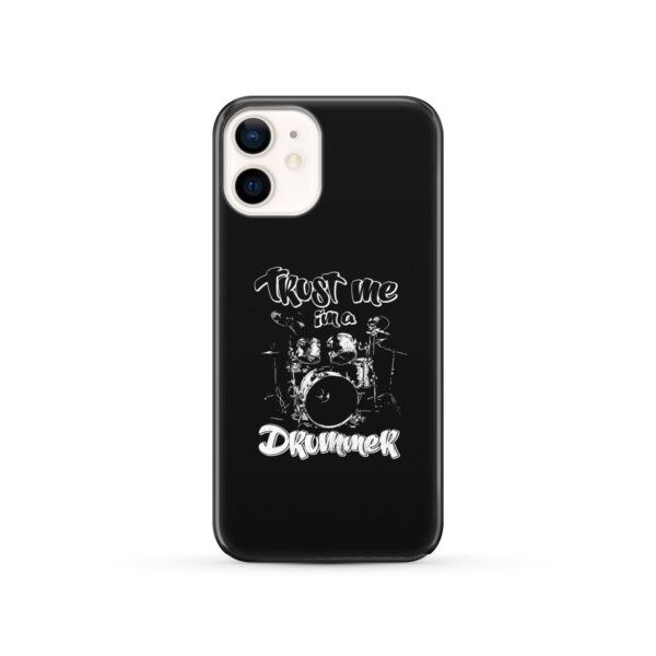 Cool Drummer Gifts for Amazing iPhone 12 Case Cover
