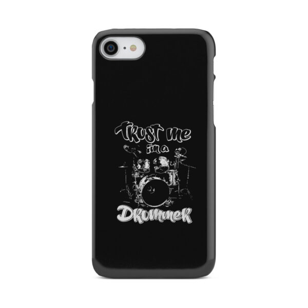 Cool Drummer Gifts for Cool iPhone 8 Case