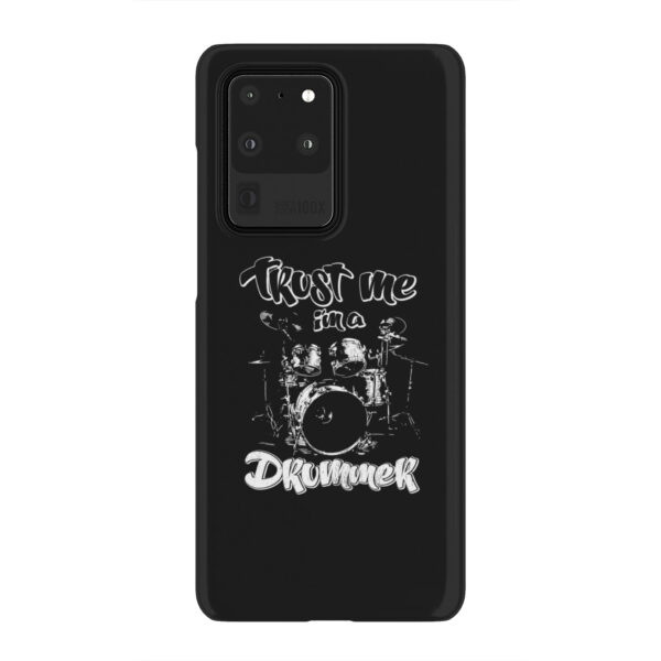 Cool Drummer Gifts for Customized Samsung Galaxy S20 Ultra Case