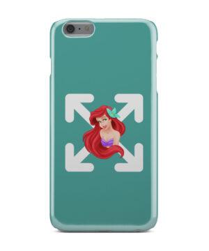 Cute Ariel The Little Mermaid Disney for Amazing iPhone 6 Plus Case