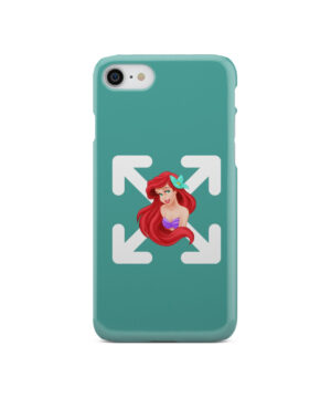 Cute Ariel The Little Mermaid Disney for Beautiful iPhone SE 2020 Case Cover