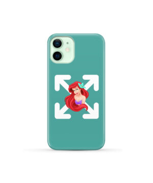 Cute Ariel The Little Mermaid Disney for Best iPhone 12 Mini Case