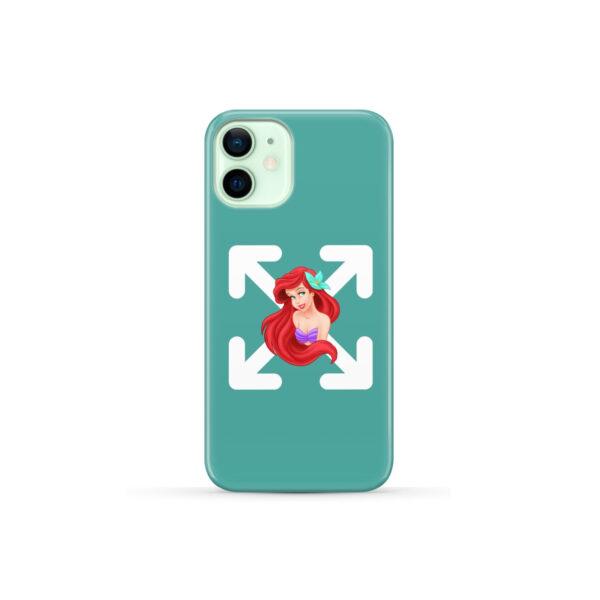 Cute Ariel The Little Mermaid Disney for Best iPhone 12 Mini Case