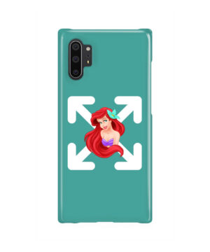 Cute Ariel The Little Mermaid Disney for Cool Samsung Galaxy Note 10 Plus Case