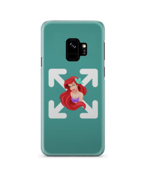 Cute Ariel The Little Mermaid Disney for Customized Samsung Galaxy S9 Case