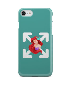 Cute Ariel The Little Mermaid Disney for Newest iPhone 8 Case
