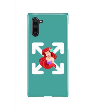 Cute Ariel The Little Mermaid Disney for Premium Samsung Galaxy Note 10 Case Cover